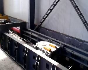 Rope Strength Testing Machine