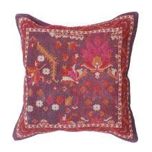 cotton rug digital printed dari cushion cover