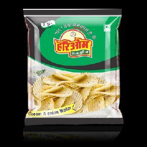 Fresh And Crispy Potato Chips