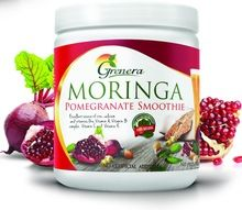Moringa Pomegrante Smoothie Tea