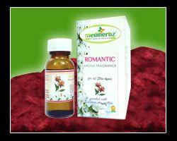 Herbal Body Fragrance Aroma Oil