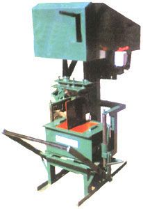 Electrically Operated Concrete Block Making Machine