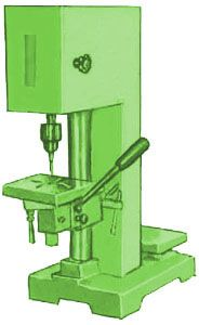 Heavy Duty Tapping Machine