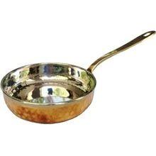 Copper Steel Fry Pan