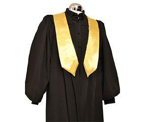 Ladies Graduation Gown