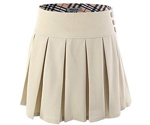Ladies Silk Skirts