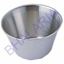 Stainless Steel Sauce Cup