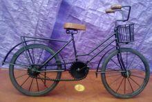 Metal Cycles Decorative