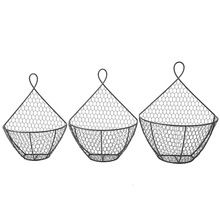 Metal Fruit Vegetable Baskets