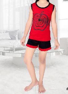 Kids Girls Night Dress
