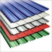 Steel Corrugated Sheets