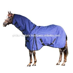 Horse Canvas Combo Rug