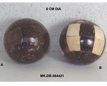 Horn Bone Decorative Balls