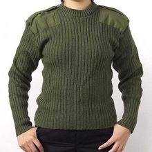 Army Sweater Olive