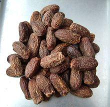 Dry black dates