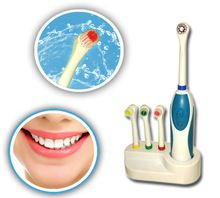 Rechargeable Battery Powered Toothbrushes