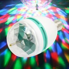 RGB Crystal Ball Led Bulb