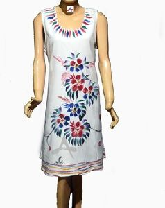Office Wear Summer Woman Dress