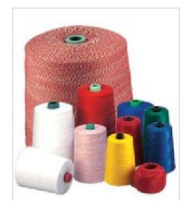 100% Polyester Silicone Treated Thread
