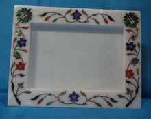 Decorative Marble Photo Frame