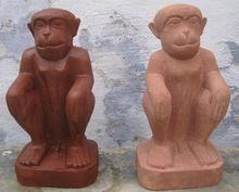 Marble Stone Monkey