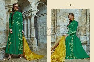 Floral Salwar Suit