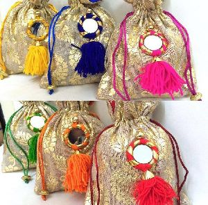 Wedding Gift Potli Bag
