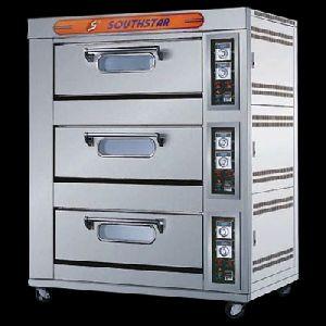 Gas Fire Deck Oven