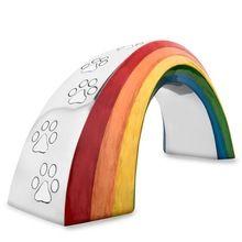 Rainbow Bridge Pet Urn