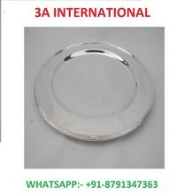 Silver Plated Serving Plate