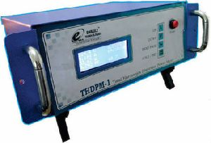 Single Phase Power Meter With Thd Analyser