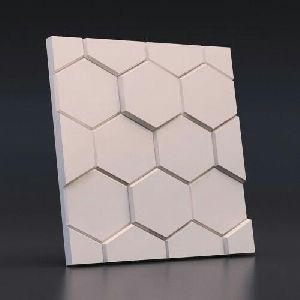 Nishwanth Gypsum 3 D wall panels