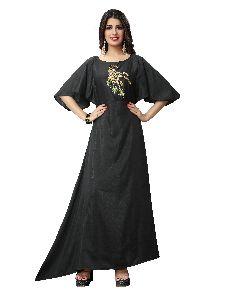Thea Women's Long Handwork Gown
