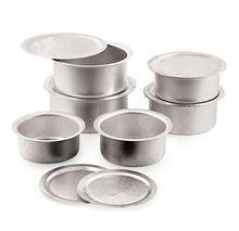 Aluminium Pot With Cover