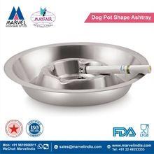 Dog Pot Shape Ashtray