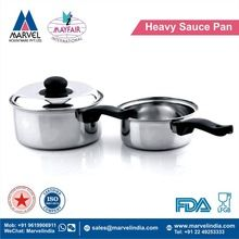 Sauce Pan With And Without Cover