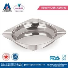 Square Light Ashtray