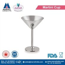 Stainless Steel Martini Cup