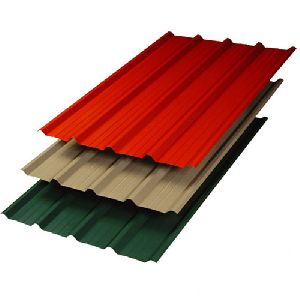 Pre Painted Galvanized Roofing Sheet