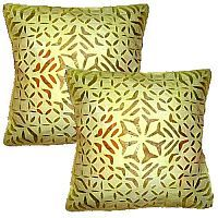 Vintage Sari cushion covers