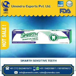 Teeth Toothpaste With Toothbrush