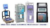 Automatic Milk Collection Units