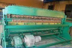 Wire Mesh Manufacturing Machine