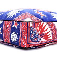 floor yoga mat chair pillow cover