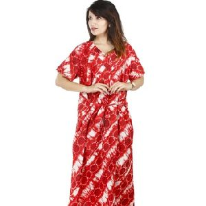 women Cotton Nightdress
