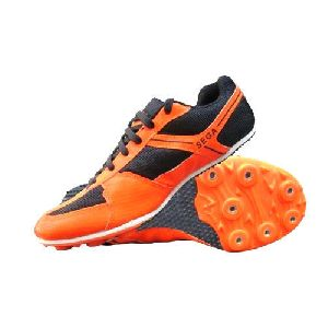 Sega Orange Sports Shoes