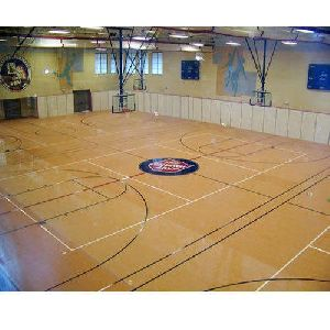 Synthetic Sports Floorings