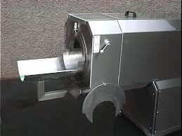 Rotary Screen & Cleaning Machine