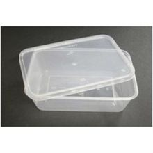 Plastic Food Container Disposable