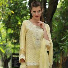 Three Piece Pakistani Suits
